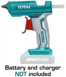 TOTAL - Pistol lipit - Li-Ion - 20V (NU include acumulator si incarcator) - MTO-TGGLI2001