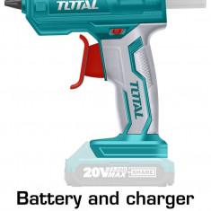Pistol lipit - Li-Ion - 20V - NU include Acumulator si Incarcator