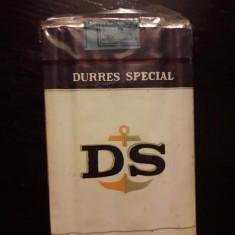 Pachet vechi de tigari DS din perioada comunista RSR de colectie