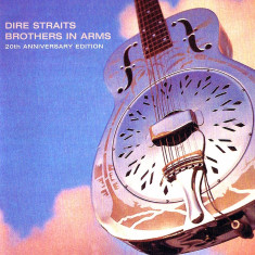 Dire Straits Brothers In Arms multi chanell DSD (sacd)