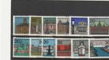 Cladiri vechi ,arhitectura ,turism ,serie uzuala ,Germania.