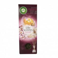 Airwick Life Scents Betisoare parfumate Flori albe pepene si vanilie