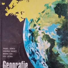 GEOGRAFIE MANUAL PENTRU CLASA A VII-A - Voicu, Danet