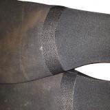 Înlocuire / montare manșete din neopren la costume etanșe