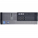 Calculator Dell Optiplex 790 SFF, Intel Core i3-2100 3.10 GHz Generatia a 2-a, 4 GB DDR3, 250 GB HDD, DVD, Intel HD Graphics 2000