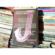 Ghidul Juristului , Constantin Crisu , 1996