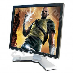 """Monitor LCD Dell 17"""" 1707FPT, Grad A, 1280 x 1024, 8ms, DVI, VGA, Cabluri..."""