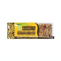 Baton Bio Fara Gluten cu Migdale Seminte de Floarea Soarelui si Quinoa Probios 25gr Cod: 8018699021987