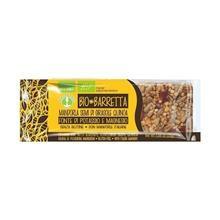 Baton Bio Fara Gluten cu Migdale Seminte de Floarea Soarelui si Quinoa Probios 25gr Cod: 8018699021987 foto