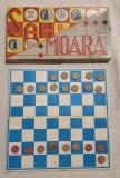 Jucarie veche comunista de colectie JOC VECHI ROMANESC  SAH si MOARA 1972