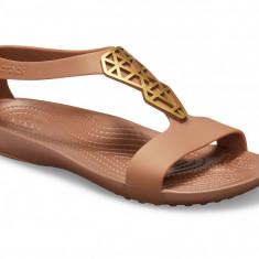 Sandale Femei Plajă Crocs Serena Embellished Sandal