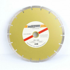 Disc diamantat segmentat 230 mm MANNESMANN