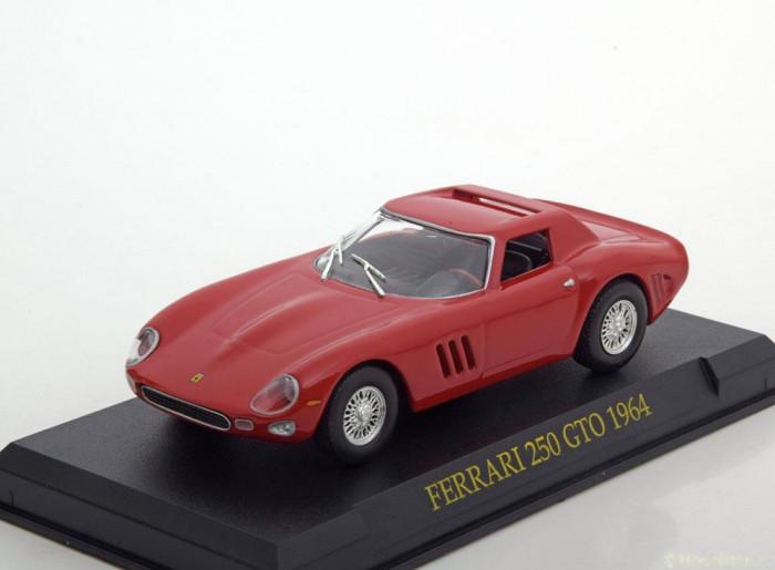 Macheta Ferrari 250 GTO versiunea 1964 - IXO/Altaya 1/43