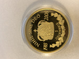 Moneda aur 2008 - 90 de ani de la Marea Unire