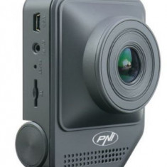 Camera auto PNI Voyager S800M, cu DVR, Full HD 1080p, Dual camera 18MP, G-senzor, LCD 2.3inch, Card 16Gb inclus