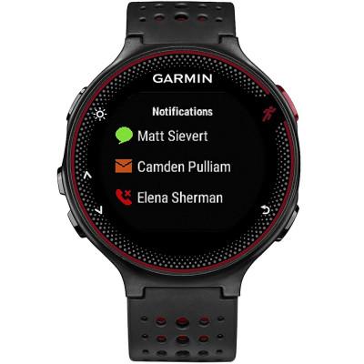 Smartwatch Forerunner 235 Rosu foto