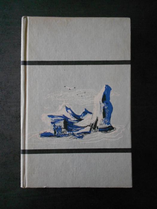 JULES VERNE - UIMITOARELE PERIPETII ALE DOMNULUI ANTIFER (1970, cartonata)