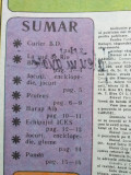 CARUSEL, REVISTA DE BANDA DESENATA , 1991-APRILIE/ SEMNATA DE VALENTIN TANASE