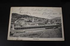 Predeal gara 1920 foto