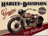 Cumpara ieftin Magnet frigider - Harley Davidson Flathead