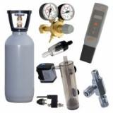 Set CO2 AAA 2 kg + pH metru GRATUIT, Sisteme CO2