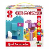 Jucarie de constructie Setul Imaginatiei, Micul Constructor