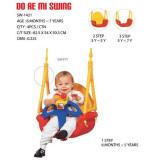 Leagan Edu Play Do Re Mi convertibil pentru copii