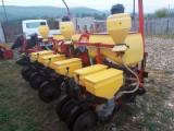 Semănătoare Unisem Sicam, porumb 6 rânduri cu fertilizare si insecticid, Gardelina