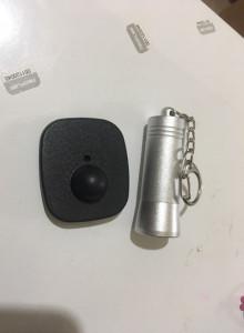 Magnet detasator breloc 6000  pentru alarma cu taguri rigide
