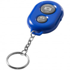 Breloc Bluetooth, Everestus, KR0667, abs, albastru, laveta inclusa