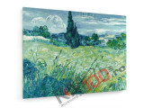 Tablou pe panza (canvas) - Vincent Van Gogh - Wheat-field - 1889