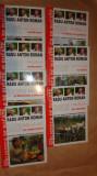 Bucate vinuri si obiceiuri romanesti 7 volume  cartonate- Radu Anton Roman