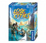 Joc Lost Cities - Printre rivali, kosmos