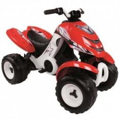 ATV electric Smoby Have Fun X Power - Rosu