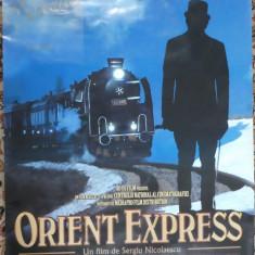 Afisul filmului Orient Expres , 2004 , Sergiu Nicolaescu , Maia Morgensten
