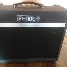 Fender Bassbreaker 15 Combo Full Lampi