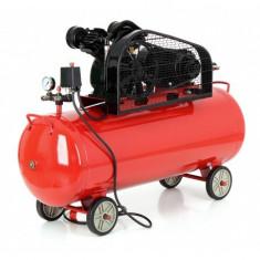 Compresor de aer 100L 230V KD1472 + Separator (kraftprofesional.ro) foto