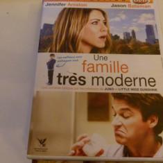 o familie foarte moderna - dvd