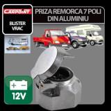 Priza remorca aluminiu 7 poli Carpoint 12V - Blister - CRD-CAR0429506 Auto Lux Edition