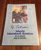 G. Calinescu - Istoria literaturii romane de la origini pana in prezent (1993)