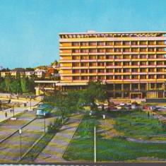 """CPI B 12054 CARTE POSTALA - TULCEA. HOTEL TURISTIC """"DELTA"""""""