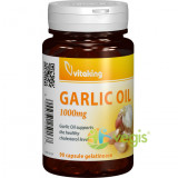 Ulei de Usturoi (Garlic Oil) 1000mg 90cps