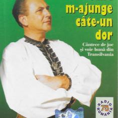 Caseta Nicolae Furdui Iancu – Când M-ajunge Câte-un Dor, originala