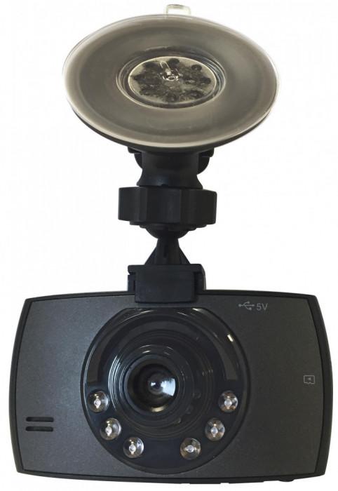 Camera video auto, Camera bord cu display, senzor soc, vedere noapte, senzor miscare, Full Hd 1080p