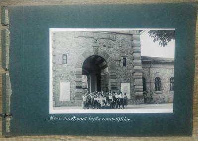 Pionieri in vizita la Penitenciarul Doftana// fotografie foto