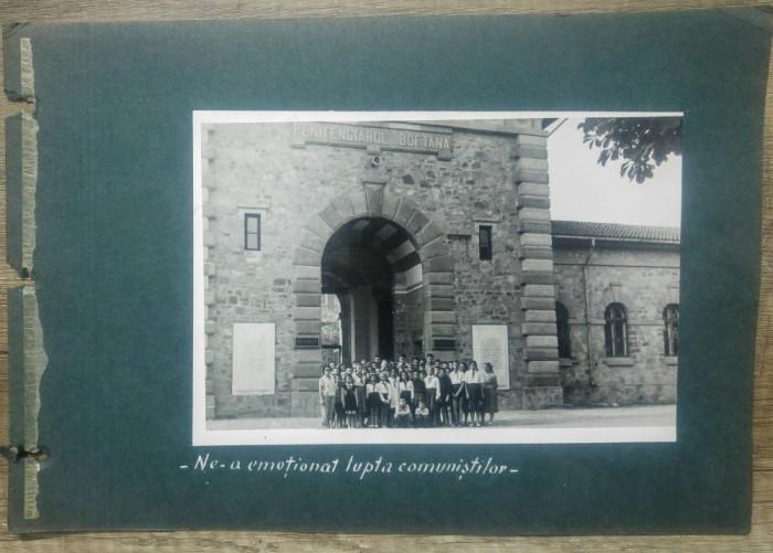 Pionieri in vizita la Penitenciarul Doftana// fotografie