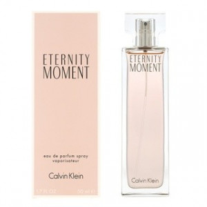 Calvin Klein Eternity Moment eau de Parfum pentru femei 50 ml