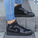 JORDAN ! ADIDASI ORIGINALI 100%  Jordan  1 MID  Leather nr 37.5