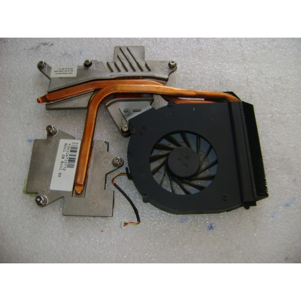 Cooler - ventilator , heatsink - radiator laptop Acer Aspire 5738G