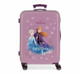 Cumpara ieftin Troler ABS Frozen 2 Destiny Awaits, 65 cm